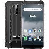 "Ulefone Armor X3 Móvil Libre, Resistente IP68 Impermeable Smartphone de 5.5"" (18:9) HD+ Android 9 Dual SIM, 2GB+32GB, Doble C"