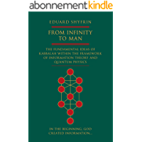 From Infinity to Man: The Fundamental Ideas of Kabbalah Within the Framework of Information Theory and Quantum Physics…