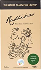 Radhikas Fine Teas and Whatnots Darjeeling Oolong Leaf Energy Tea, 100g