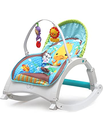 The Flyers Bay Fiddle Diddle Baby Bouncer Cum Rocker(956)
