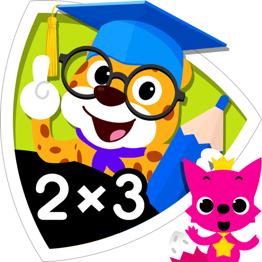 PINKFONG! Fun Times Tables: Toddler Math, Songs, Counting, Games
