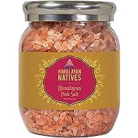 Himalayan Natives 100% Natural Himalayan Pink Salt Granules (300 Grams)