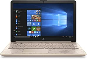 HP 15-da1003ne Laptop, Intel Core i5-8265U, 15.6 Inch, 1TB, 4GB RAM, NVIDIA GeForce MX130(4GB GDDR5), Win 10, Eng-Ara...