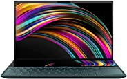 Asus ZenBook Duo UX481FL-BM021TS Laptop (Celestial Blue) - Intel i7-10510U 4.9 GHz, 16 GB RAM, 1000 GB SSD, Nvidia GeForce M