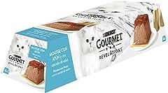 Purina Gourmet Revelations Comida húmeda para Gatos con Atún 4 x 57 gr