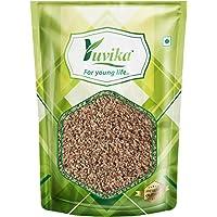 YUVIKA Ajwain Desi Barik - Carom Copticum - Carom Seeds Small (100 Grams)