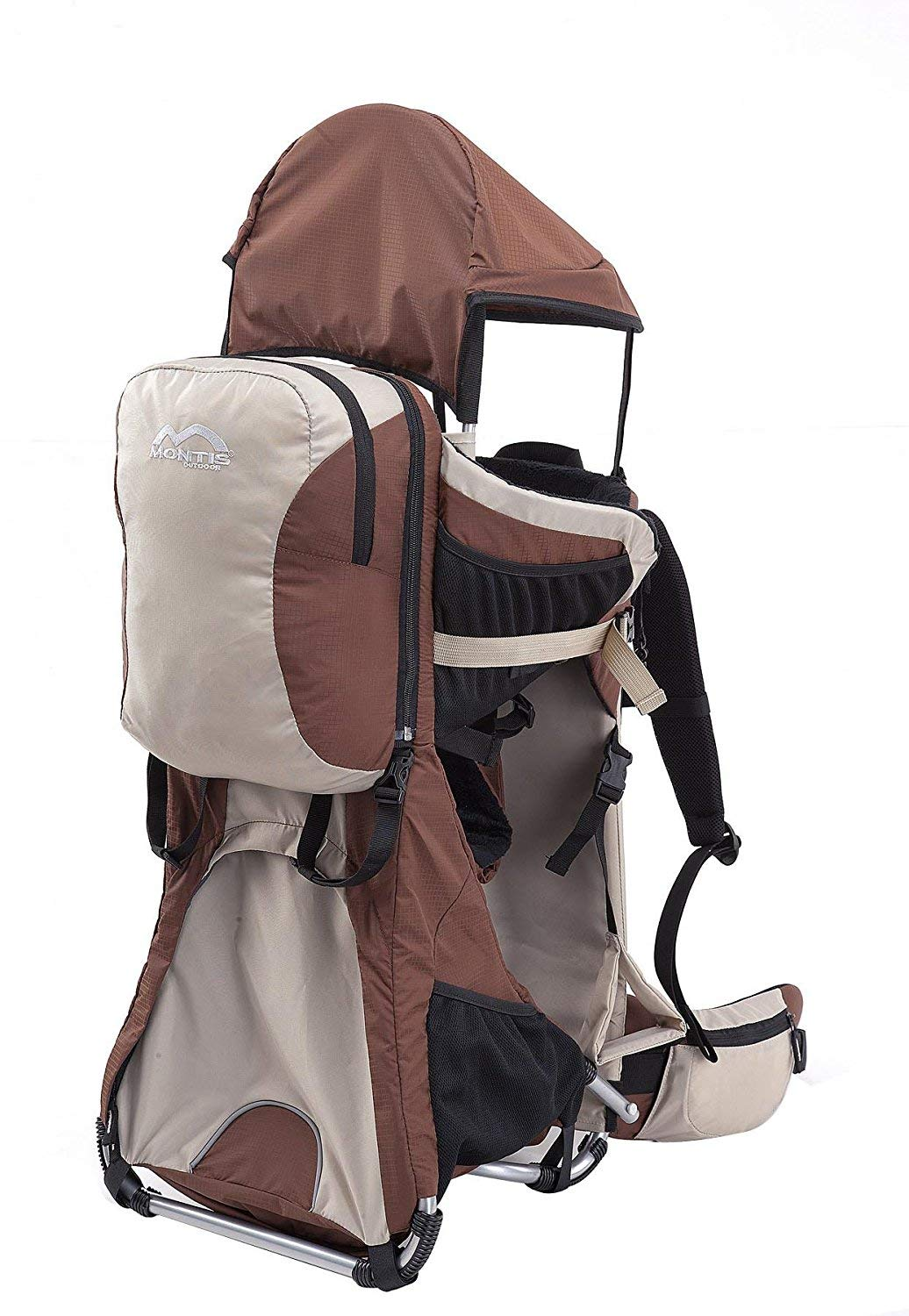 MONTIS RANGER PRO - Premium Backpack/Child Carrier - Holds up to 25kg M MONTIS OUTDOOR  2