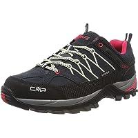 CMP Rigel Low Wmn Trekking Shoes WP, Scarpe da Trekking Basse Donna