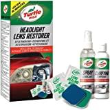 Turtle Wax 51768 Headlight Restorer Auto Koplamp Restrorer Helderheid Verhogen