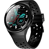 Crossbeats Orbit Sport Bluetooth Calling Smart Watch in-App GPS with Bright HD IPS Full Touch Display, Blood Oxygen (SpO2), 2