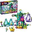 LEGO TrollsWorldTour FestaalVillaggioPop, Set di Costruzioni con una Casa sull'Albero con2Baccelli,Giocattoli Portatili da Viaggio, 41255