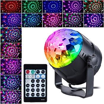 3generation Disco Lichteffekte Christmas Party Licht Beleuchtung