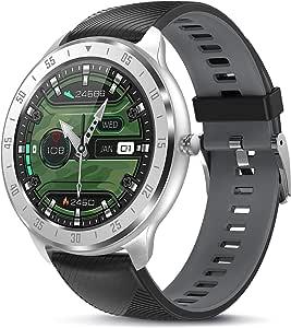 Tagobee Smartwatch Orologio Fitness Uomo Donna Impermeabile ZL05 Smart Watch Digitale Touch Bluetooth Sportivo Activity Fitness Tracker Contapassi Calorie Cardiofrequenzimetro da polso per Android iOS