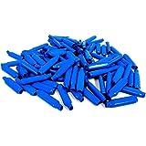Muttiy B Connectors Silicone Filled Wet B Gel Wire Crimp Bean Type Splice for Low Voltage, Blue (100 stuks)