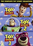 [UK-Import]Toy Story 1-3