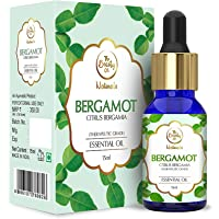 The Beauty Co. Bergamot Essential Oil - 15ml For Hair Growth, Moisturising Face & Aroma Therapy | Pure Undiluted…