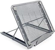 PrettyWit Laptop Stand Houder voor Bureau Tablet Notebook Verstelbare Mobiele Telefoon Houder, Light Box Pad Stand Diamant S