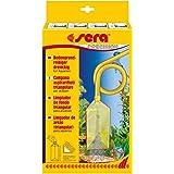 Sera 08565 - Limpiador de Suelo (Triangular) – Aspirador de mantillo o Campana de mantillo