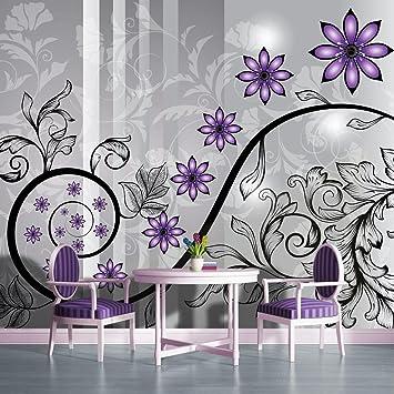 purple and silver wallpaper wwwpixsharkcom images