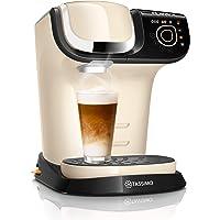 Tassimo My Way 2 Kapselmaschine TAS6507 Kaffeemaschine by Bosch, mit Wasserfilter, über 70 Getränke, Personalisierung…