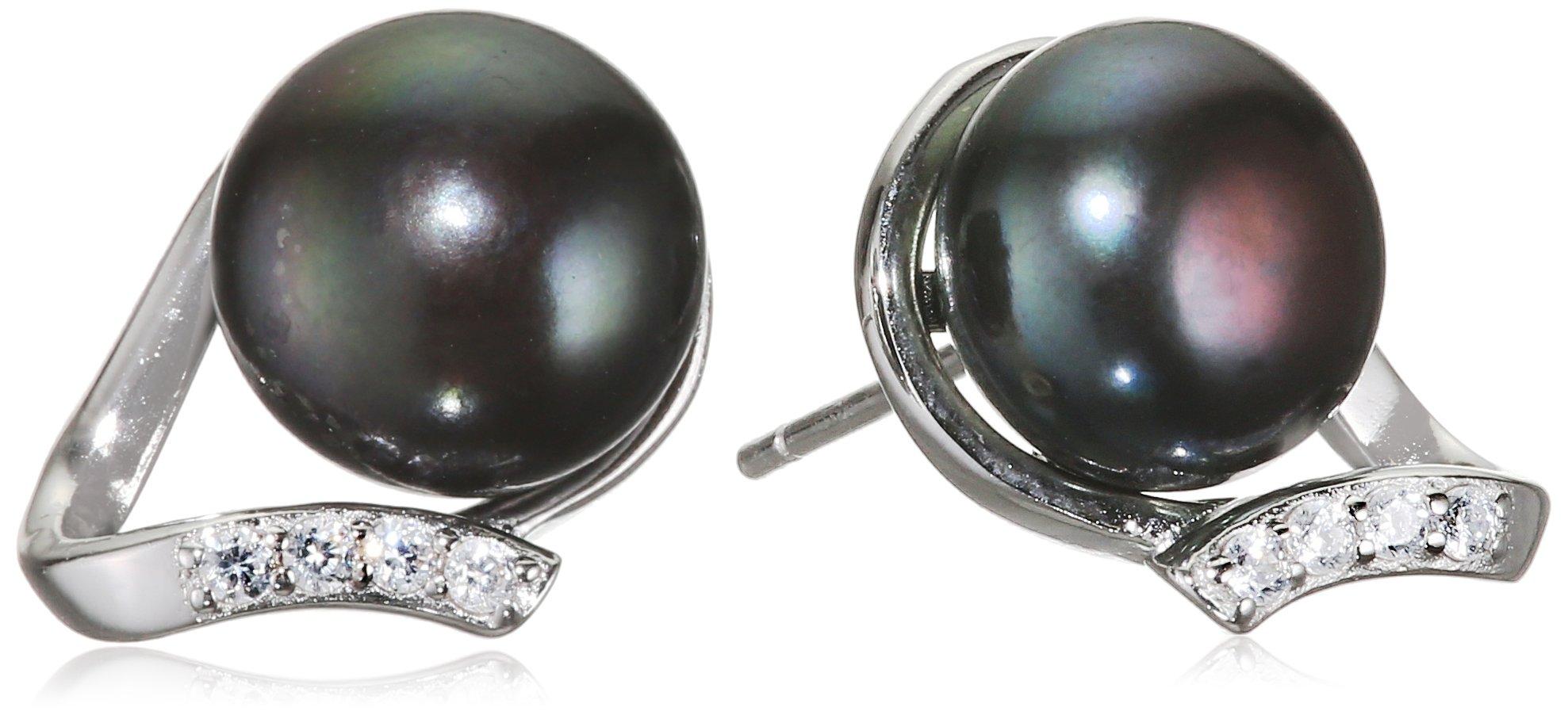 Elements - Orecchini pendenti, Argento Sterling 925, Donna