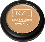 K7L Cover Absolute Foundation - Eggshell Beige