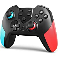 TERIOS Wireless Controller Compatible with Switch, Switch Lite, Gamepad with Button Programming Mode, Turbo and…