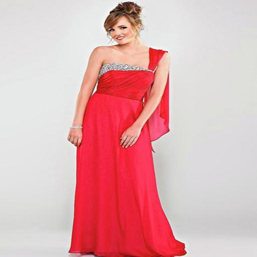 Chiffon Bridesmade Dress Design  Vol 2 -