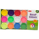 Funskool-Fundough Box of Cclours, Multi Colour