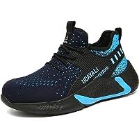 UCAYALI Basket de Sécurité Homme Confortable Légère Chaussure de Travail Souple Respirante