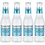 ACQUA TONICA MEDITERRANEAN TONIC WATER FEVER TREE BOTTIGLIA 200 ml X 4 pz DRINK