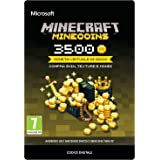 Minecraft: Minecoins Pack: 3500 Coins   Download Code