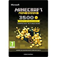 Minecraft: Minecoins Pack: 3500 Coins | Download Code