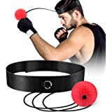 OOTO Upgraded Boxing Reflex Ball, Boxing Training Ball, Mma Speed Training Suitable for Adult/Kids Best Boxing Equipment…