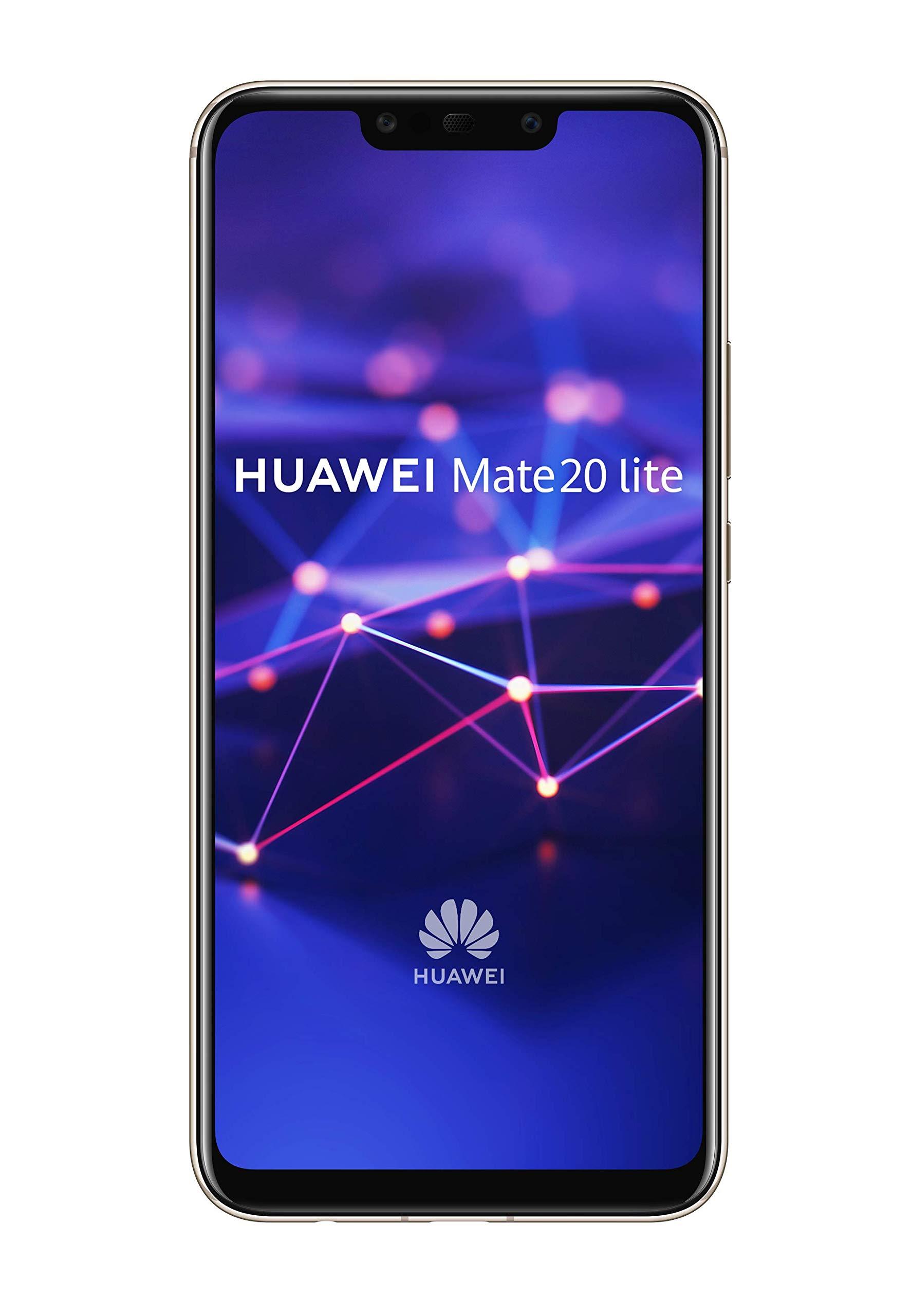 4220ea425ea14 ofertas abril 2019 en Huawei Mate 20 Lite Gold 6.3