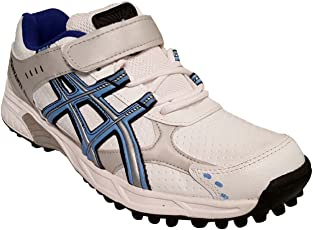 Vijayanti OC85 White Sky Cricket Shoes (10)