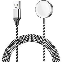 Apetiy iWatch Ladekabel Magnetisches Ladekabel auf USB 1.2 Meter Drahtloses iWatch-Ladegerät Charging Cable Ladestation…