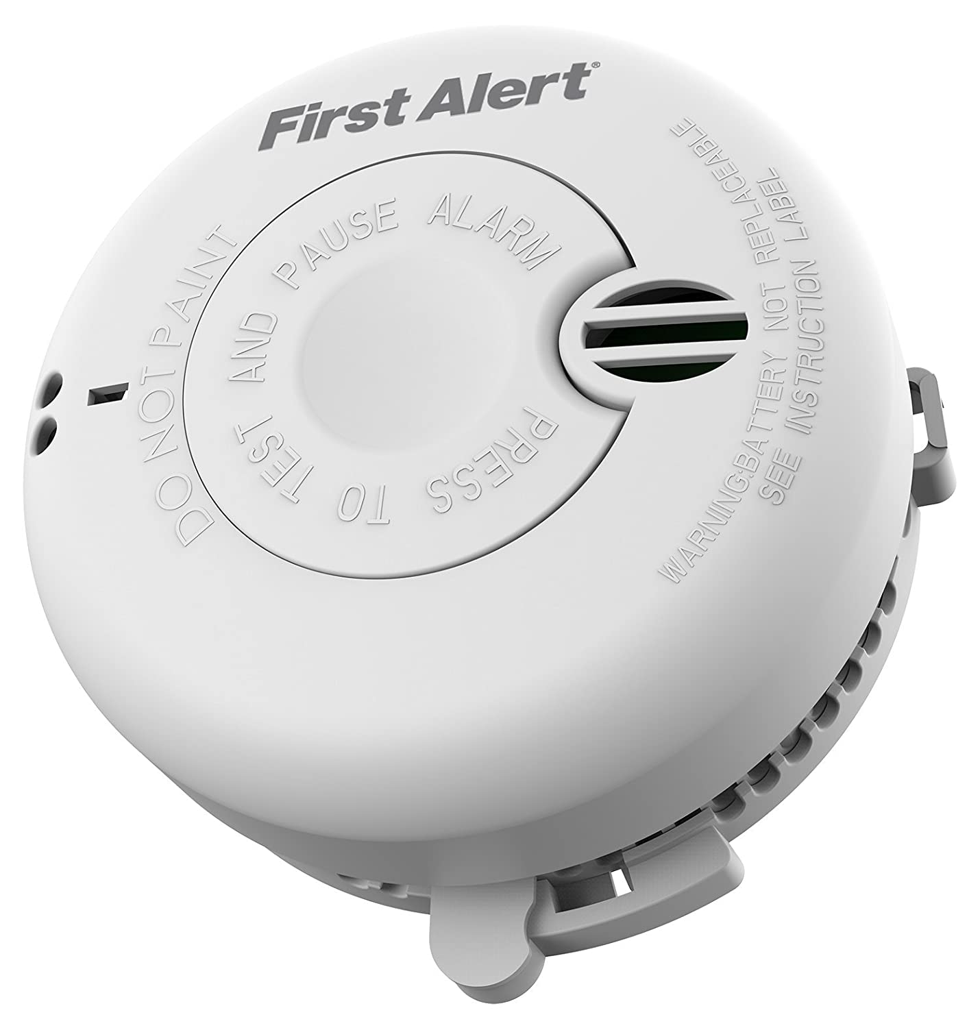 first alert 10 year battery smoke amazoncouk diy u0026 tools - First Alert Smoke Alarm