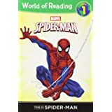 This Is Spider-Man Level 1 Reader (Marvel Heroes of Reading - Level 1)