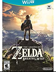 The Legend of Zelda Breath of the Wild Wii U [NTSC US Version]