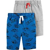 Carter's boys 2-Pack French Terry Short Shorts