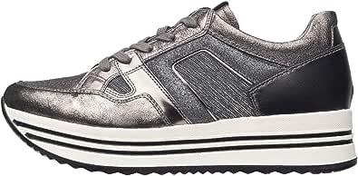 Nero Giardini A909040D Sneakers Donna in Pelle Vernice