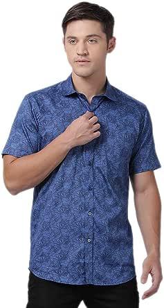 Zeal Men's Slim Fit Shirt