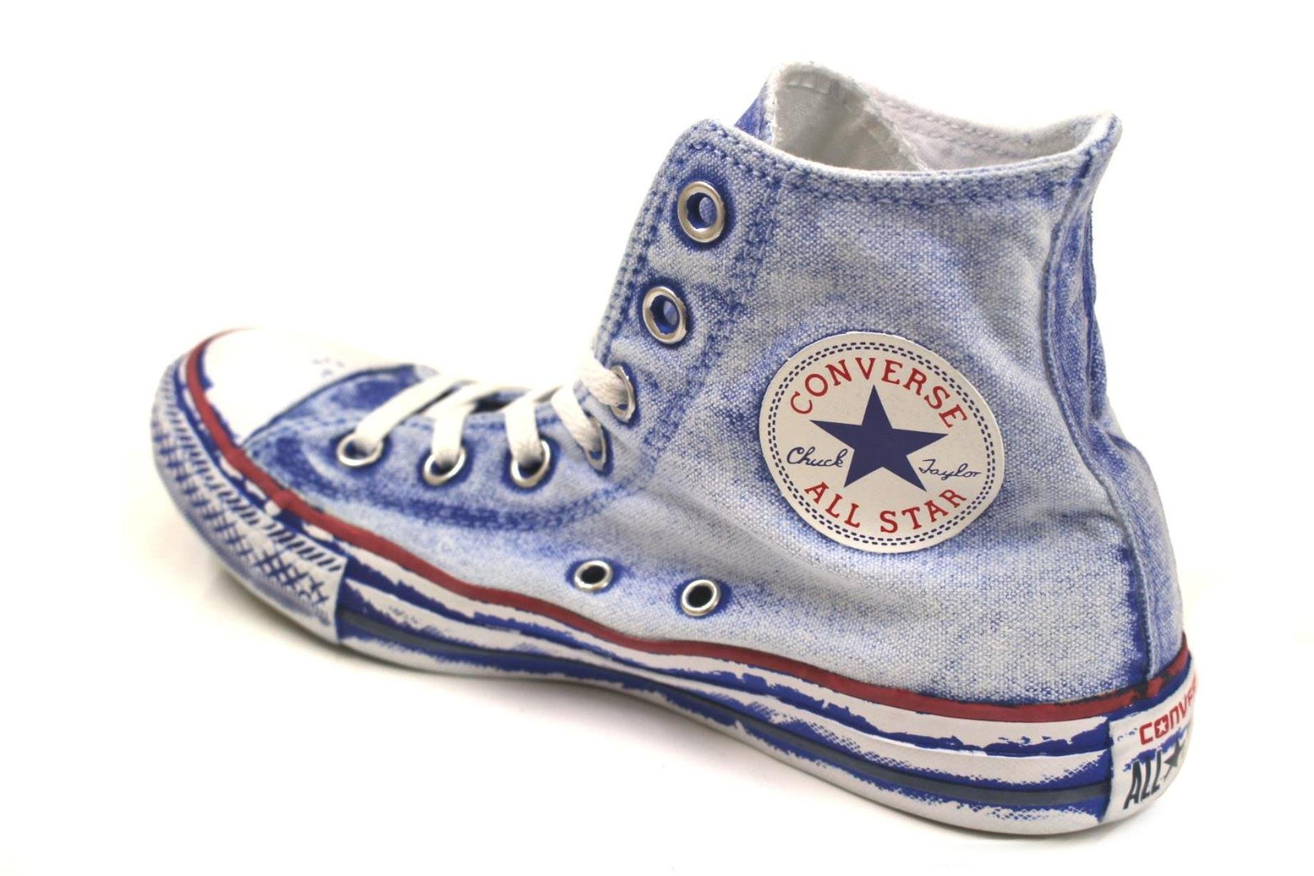 Converse All Star Hi – Zapatillas Abotinadas Unisex Adulto