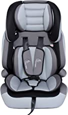 R for Rabbit Jumping Jack - The Growing Baby Car Seat - Grey