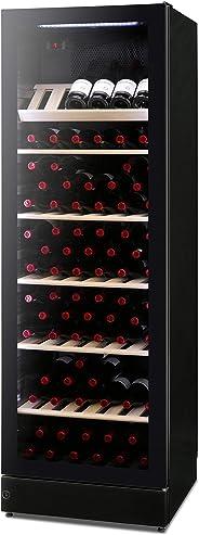 Vestfrost Beverage/Wine Cooler 197 Bottle, WFG185BLACK