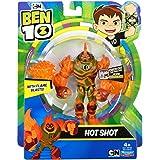Ben 10 Hot Shot Action Figure