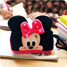 Grab Offers Cute Super Soft Pencil Pouch, Kit for School Going Kids, Tuition, Make Up Pouch for Girl's (Girl Style-3)