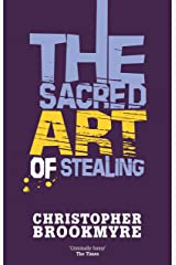 The Sacred Art Of Stealing (Angelique De Xavier series Book 2) Kindle Edition