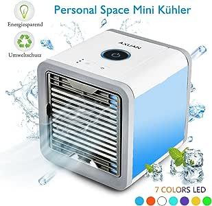 Refroidisseur d 39 air axuan mini climatiseur portatif usb - Mini climatiseur pour chambre ...